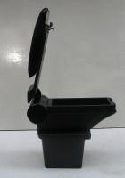 Фото 5 - Подлокотник ASP Hody для Hyundai i30 FD '07-12 виниловый (черный)