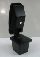 Фото 6 - Подлокотник ASP Hody для Hyundai i30 FD '07-12 виниловый (черный)