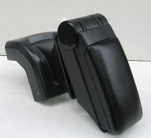 Фото 4 - Подлокотник ASP Hody для Ford Focus II '04-11 виниловый (черный)