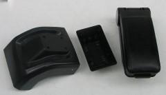 Фото 6 - Подлокотник ASP Hody для Ford Focus II '04-11 виниловый (черный)
