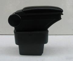 Фото 3 - Подлокотник ASP Hody для Kia Rio '11-15 виниловый (черный)
