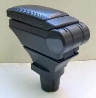 Фото 1 - Подлокотник ASP Hody для Toyota Yaris '06-10 виниловый (черный)