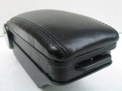 Фото 6 - Подлокотник ASP Hody для Toyota Yaris '06-10 виниловый (черный)