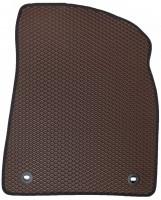 Фото 4 - Коврики в салон для Lexus RX '16-, EVA-полимерные, коричневые (Kinetic)