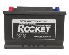 Автомобильный аккумулятор Rocket 6CТ-80 80Ач, Азия
