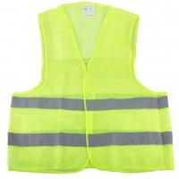 Жилет безопасности светоотражающий зеленый Winso 149100 XL