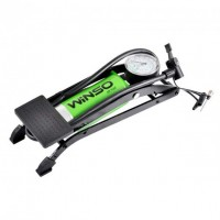 Насос автомобильный ножной с манометром Winso 120200