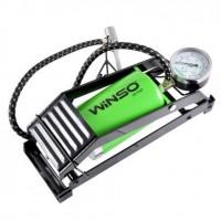 Насос автомобильный ножной с манометром Winso 120220