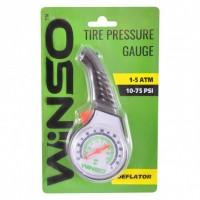 Манометр для измерения давления в шинах Winso 143100
