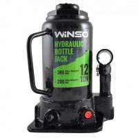 Домкрат автомобильный гидравлический бутылочный 12 т, 171200 (Winso)