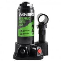 Домкрат автомобильный гидравлический бутылочный 2 т, 172000 (Winso)