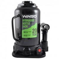 Домкрат автомобильный гидравлический бутылочный 20 т, 172100 (Winso)