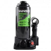 Домкрат автомобильный гидравлический бутылочный 3 т, 173000 (Winso)