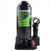 Домкрат автомобильный гидравлический бутылочный 3 т. в кейсе 183000 (Winso)