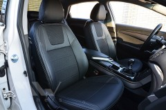 Авточехлы Dynamic для салона Hyundai i40 '12- (MW Brothers)