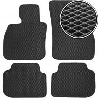 Коврики в салон для Mini Clubman '15-, EVA-полимерные, черные (Kinetic)