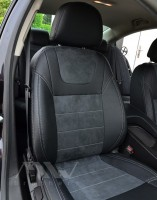 MW Brothers Авточехлы Leather Style для салона Opel Insignia '09-17 (MW Brothers)