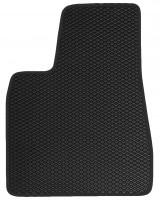 Фото 2 - Коврики в салон для Tesla Model X '15- (5 мест), EVA-полимерные, черные (Kinetic)