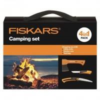 Набор подарочный Fiskars Camping Set