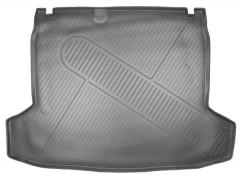 Коврик в багажник для Peugeot 508 '11- седан, полиуретановый (NorPlast) черный