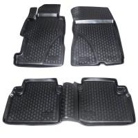 Коврики в салон для Honda Civic 4D '06-12 полиуретановые (L.Locker)