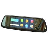Зеркало заднего вида со встроенным монитором и видеорегистратором Prime-X 108 Android 3G