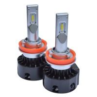 Автомобильные светодиодные лампочки Prime-X серия К H11 6000К (2шт)