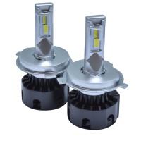 Автомобильные светодиодные лампочки Prime-X серия К H4 6000К (2шт)