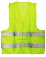 Жилет безопасности светоотражающий зеленый Intertool SP-2021