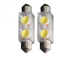 Автомобильные светодиодные лампочки Falcon C5W 12V 2W