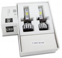 Автомобильные светодиодные лампочки Sho-Me G2.1 НB3 30W 6000K
