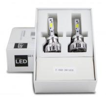 Автомобильные светодиодные лампочки Sho-Me G2.1 H27W/1 30W 6000K