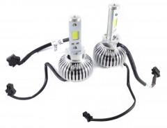 Автомобильные светодиодные лампочки Sho-Me G2.1 H3 30W 6000K