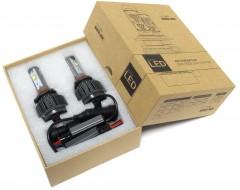 Автомобильные светодиодные лампочки Sho-Me G1.1 НB3 30W 6000K