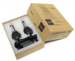 Автомобильные светодиодные лампочки Sho-Me G1.1 H11 30W 6000K