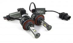 Автомобильные светодиодные лампочки Sho-Me G1.1 H13 40W 6000K