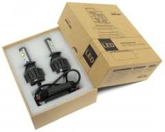 Автомобильные светодиодные лампочки Sho-Me G1.1 H7 30W 6000K