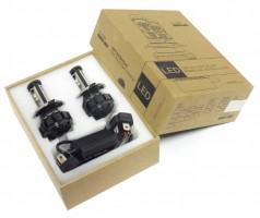 Автомобильные светодиодные лампочки Sho-Me G1.4 H4 40/50W