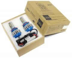 Автомобильные светодиодные лампочки Sho-Me G1.5 H11 35W