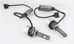 Автомобильные светодиодные лампочки Sho-Me G1.7 H1 30W