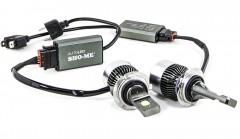 Автомобильные светодиодные лампочки Sho-Me G1.7 H7 30W