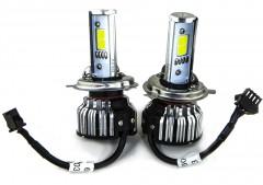 Автомобильные светодиодные лампочки Sho-Me G2.1 H4 40W 6000K