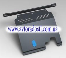 Защита картера двигателя для Citroen Jumper (3мм) 2,2 дизель МКПП