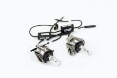 Автомобильные светодиодные лампочки Sho-Me G6.2 H4 25W