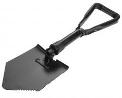 Лопата для снега автомобильная складная Intertool AT-0133