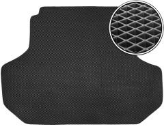Kinetic Коврик в багажник для Mitsubishi Galant '96-03, EVA-полимерный, черный (Kinetic)
