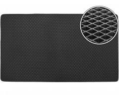 Коврик в багажник для Renault Zoe '13-, EVA-полимерный, черный (Kinetic)