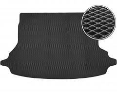 Коврик в багажник для Subaru Forester '19-, EVA-полимерный, черный (Kinetic)
