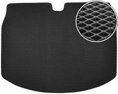 Коврик в багажник для Volkswagen Beetle '12-, EVA-полимерный, черный (Kinetic)