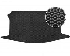 Коврик в багажник для Toyota Yaris '11- верхний, EVA-полимерный, черный (Kinetic)